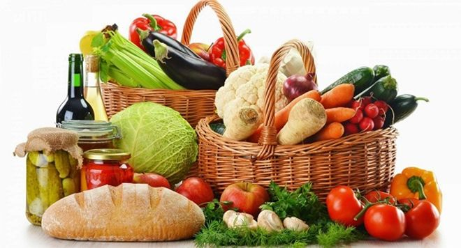 dinh dưỡng đầy đủ giúp sống chung an toàn với dịch