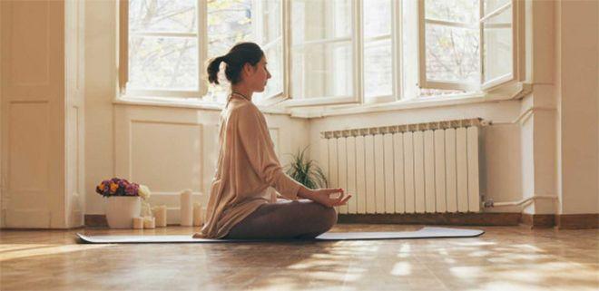 ngồi thiên giúp giảm căng thẳng