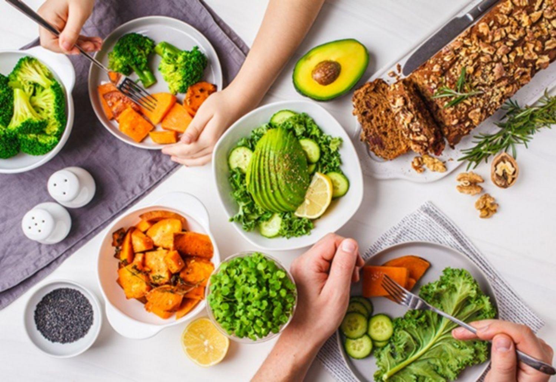 thực phẩm thuần chay hỗ trợ tăng sức đề kháng