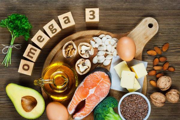 thực phẩm giàu omega 3 hỗ trợ tăng sức đề kháng