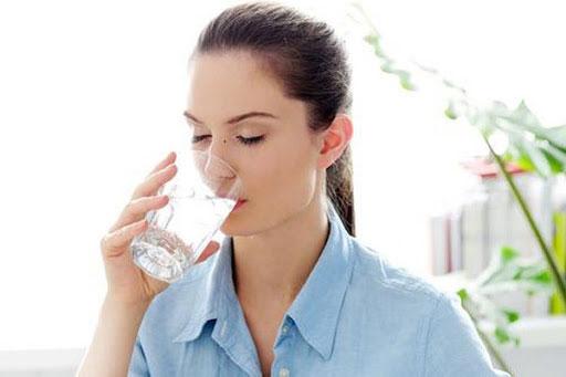 bổ sung nhiều nước tốt cho sức khỏe