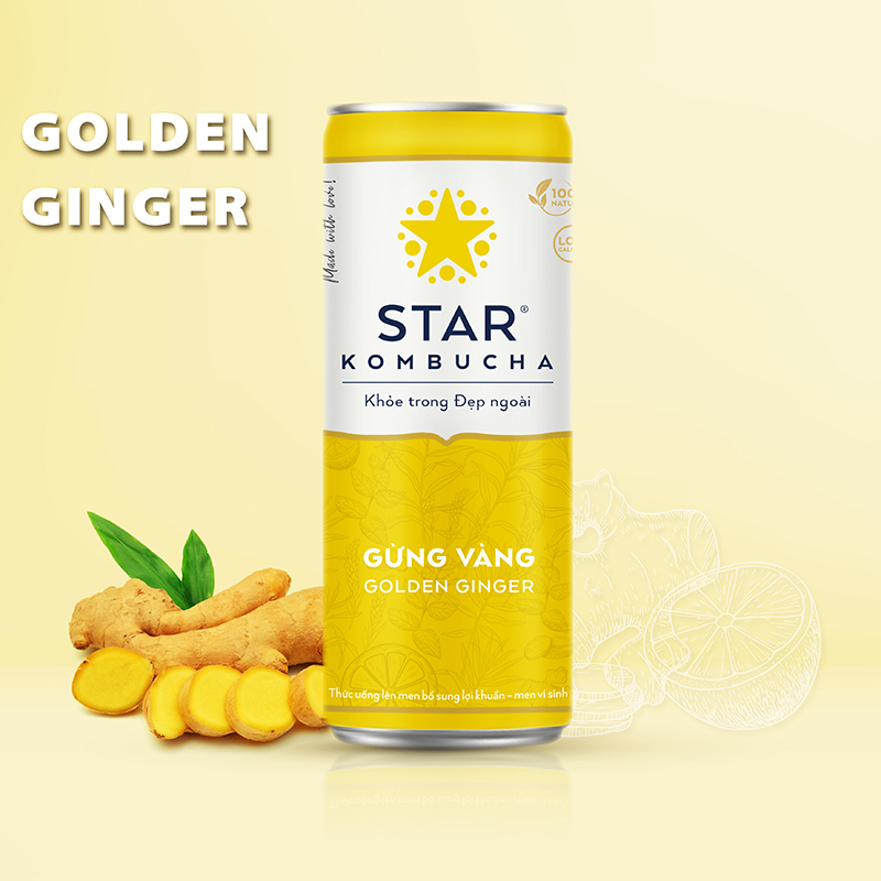 Golden Ginger
