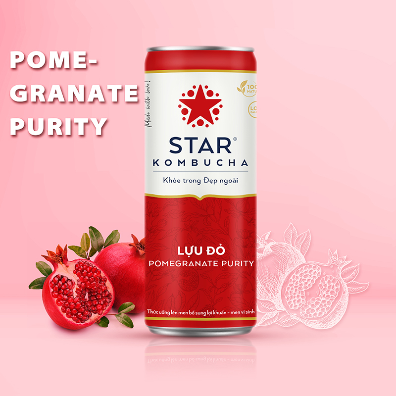 Pomegranate Purity